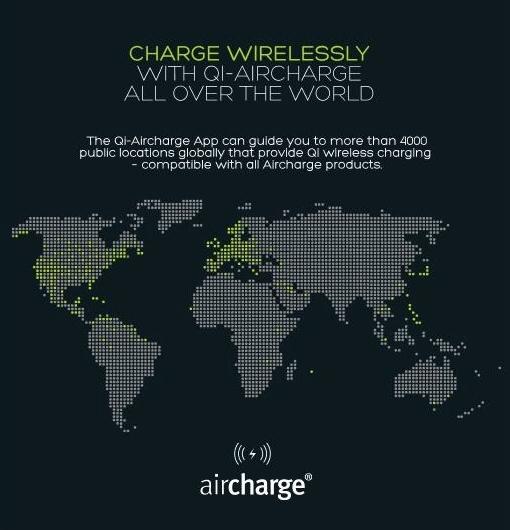 Kabeloses Laden per Induktion mit Aircharge | KETTERER Network